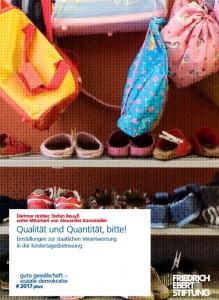 cover_Broschüre Kindertagesbetreuung